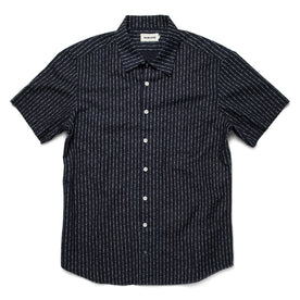 The Short Sleeve Hawthorne in Indigo Moon Phase - featured image