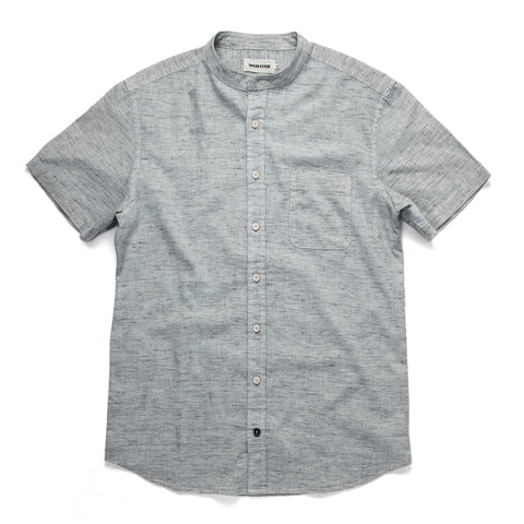 The Short Sleeve Bandit in Heather Grey - featured image