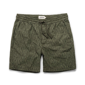 The Après Short in Rain Drop Camo: Featured Image