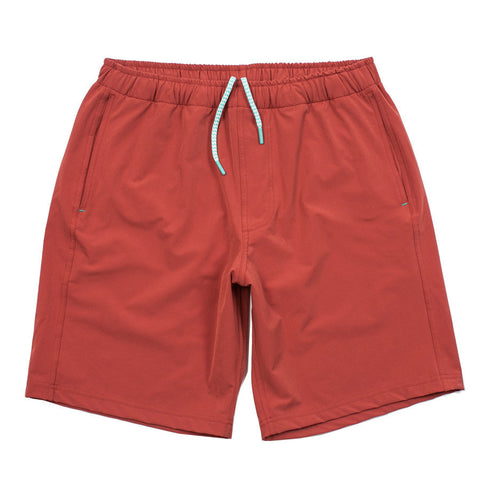 The Myles Everyday Short in Rust - featured image