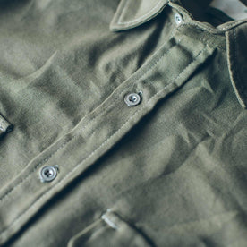 The Chore Shirt in Sage: Alternate Image 5