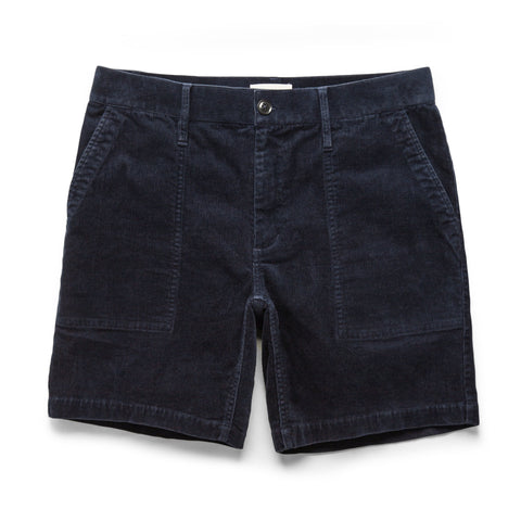 The Trail Short in Navy Cord - featured image