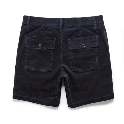 The Trail Short in Navy Cord: Alternate Image 7