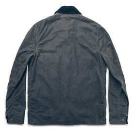 The Rover Jacket in Slate Waxed Canvas: Alternate Image 4