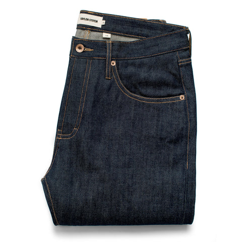 The Slim Jean in Organic '68 Selvage - featured image