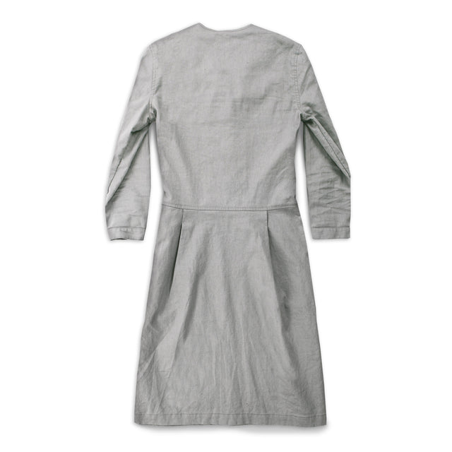 The Juniper Dress in Smoke