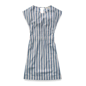 The Palisades Dress in Surf Stripe: Featured Image