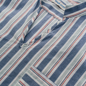 The Abbot Popover in Surf Stripe: Alternate Image 5