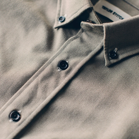 The Jack in Khaki Work Oxford - alternate view