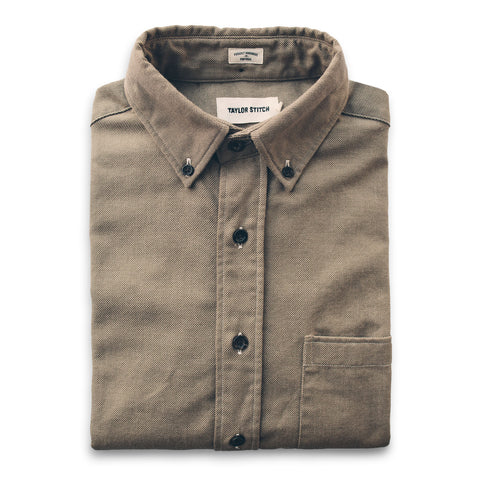 The Jack in Khaki Work Oxford - featured image