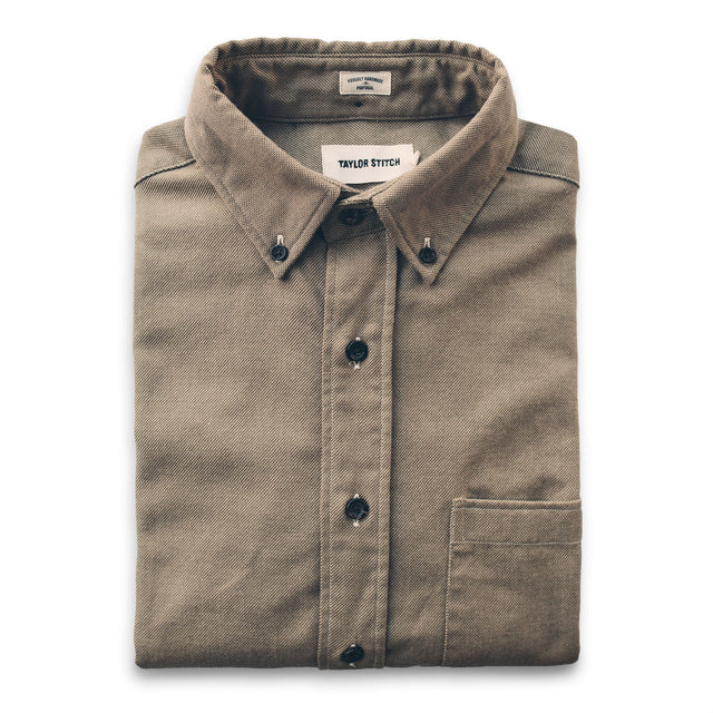 The Jack in Khaki Work Oxford