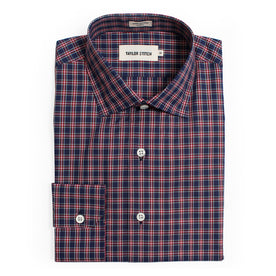 The Hyde in Navy Plaid: Featured Image