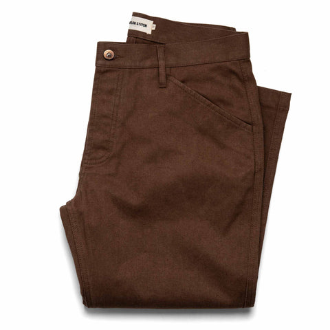 The Camp Pant in Timber Boss Duck - featured image