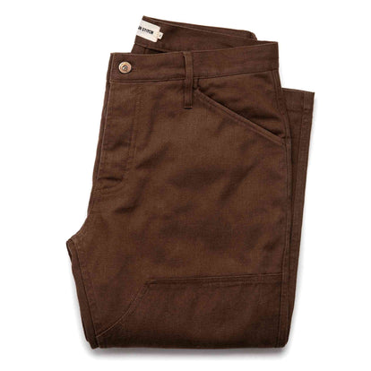 The Chore Pant in Timber Boss Duck: Featured Image
