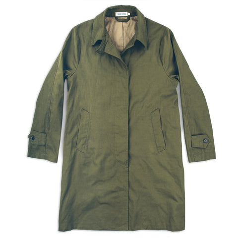 The Noe Trench in Olive - featured image