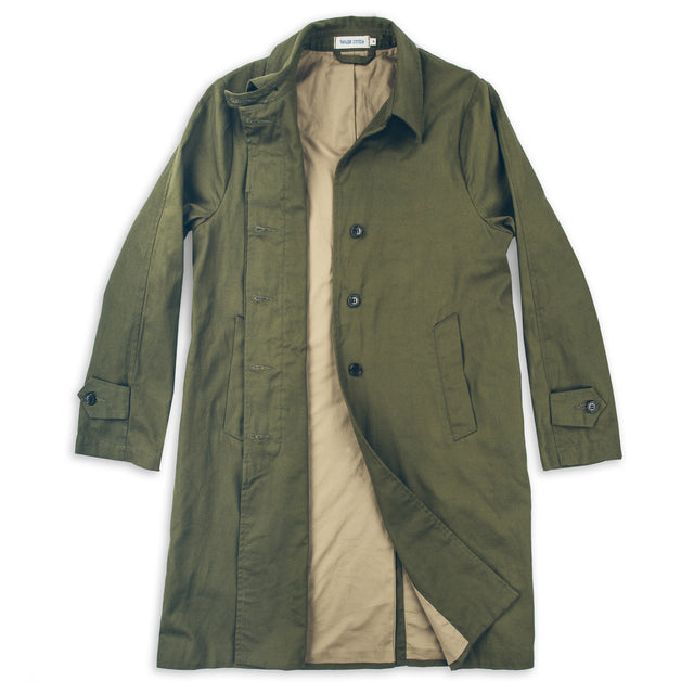 The Noe Trench in Olive
