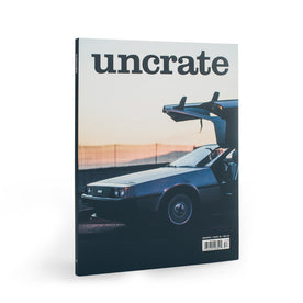 Uncrate Magazine Issue 001: Featured Image