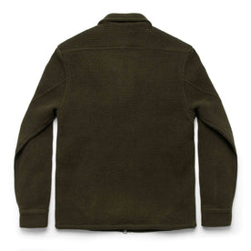 The Coit Jacket in Olive Waffle: Alternate Image 5