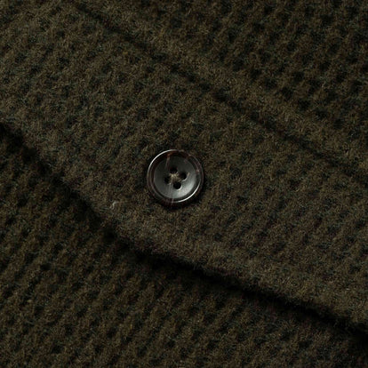 The Coit Jacket in Olive Waffle: Alternate Image 7