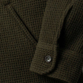 The Coit Jacket in Olive Waffle: Alternate Image 8