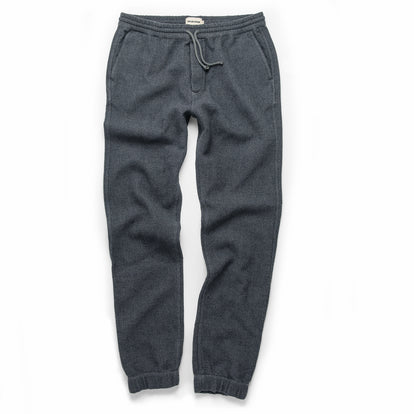 The Après Pant in Charcoal Waffle: Featured Image