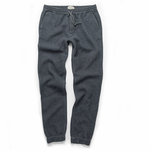 The Après Pant in Charcoal Waffle - featured image