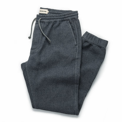 The Après Pant in Charcoal Waffle: Alternate Image 11