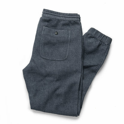 The Après Pant in Charcoal Waffle: Alternate Image 12