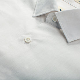 The Hyde in Antique White Cotton & Linen