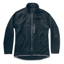 The Civic Jacket in Black MerinoPerform™: Featured Image