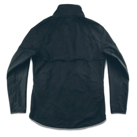 The Civic Jacket in Black MerinoPerform™: Alternate Image 2