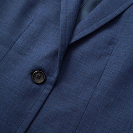 The Telegraph Blazer in Cobalt: Alternate Image 6