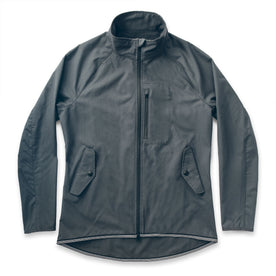 The Civic Jacket in Steel MerinoPerform™: Featured Image