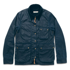 The Field Jacket in Navy: Featured Image