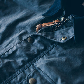 The Field Jacket in Navy: Alternate Image 4