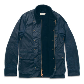 The Field Jacket in Navy: Alternate Image 6