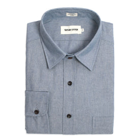 The California in Light Blue Everyday Chambray: Featured Image