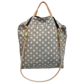 Ali Golden Reversible Tote - Black/Grey Dot: Alternate Image 1