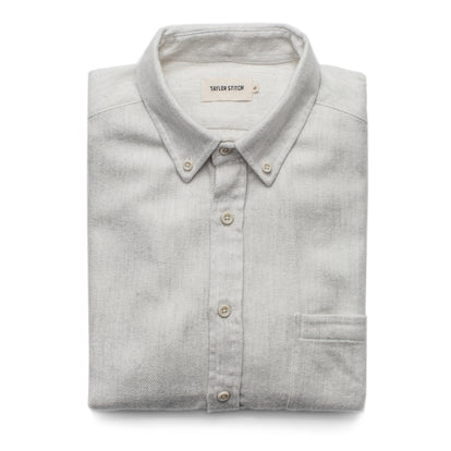 The Jack in Natural Brushed Organic Cotton: Featured Image