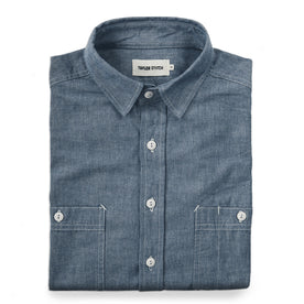 The California in Blue Everyday Chambray - featured image