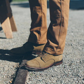 The Chore Pant in Camel: Alternate Image 3