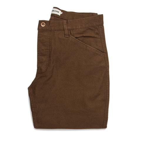 The Camp Pant in Washed Timber - featured image