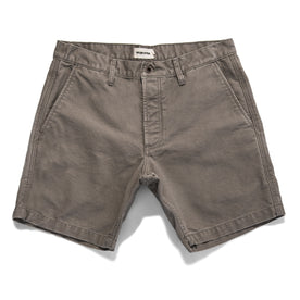 The Camp Short in Ash: Featured Image