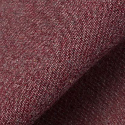 The Short Sleeve California in Burgundy Hemp: Alternate Image 6