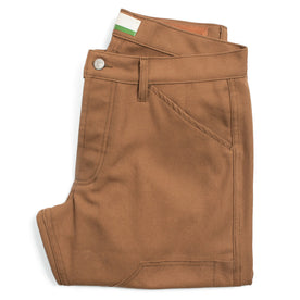 The Chore Pant in Camel: Featured Image