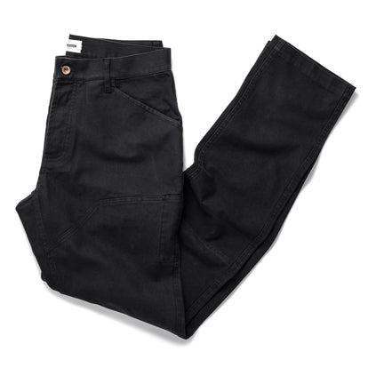 The Chore Pant in Washed Coal: Alternate Image 9