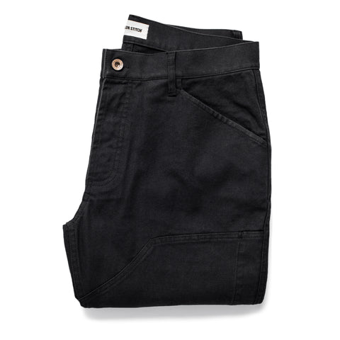 The Chore Pant in Washed Coal - featured image