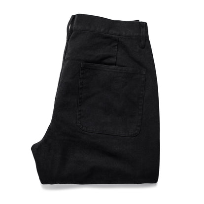 The Chore Pant in Washed Coal: Alternate Image 10