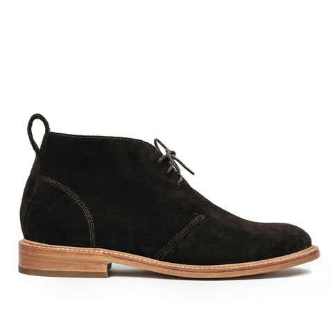 The Chukka in Weatherproof Chocolate Suede - featured image