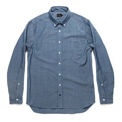 The Merino Jack in Sky Blue Chambray: Alternate Image 8